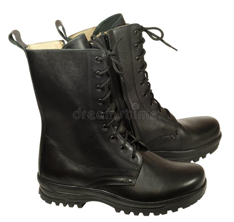 οι μπότες μποτών καταπολ&epsilo στοκ φωτογραφίες με δικαίωμα ελεύθερης χρήσης