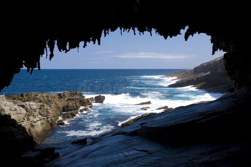 Οι ναύαρχοι σχηματίζουν αψίδα στο νησί καγκουρό, Νότια Αυστραλία στοκ φωτογραφίες με δικαίωμα ελεύθερης χρήσης