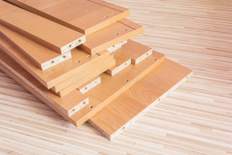 Οι ξύλινοι πίνακες στο πάτωμα στοκ φωτογραφίες με δικαίωμα ελεύθερης χρήσης