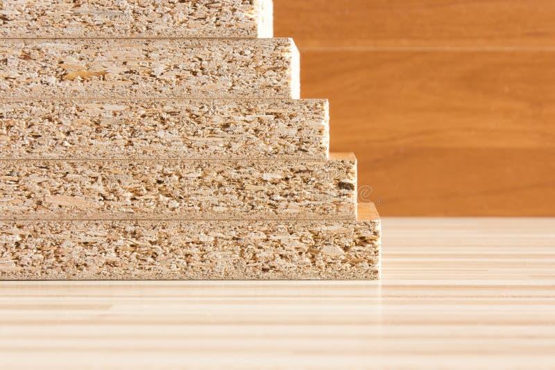 Οι ξύλινοι πίνακες στο πάτωμα στοκ εικόνες με δικαίωμα ελεύθερης χρήσης