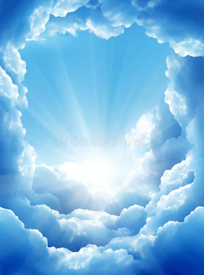 Οι ουρανοί στοκ εικόνες με δικαίωμα ελεύθερης χρήσης