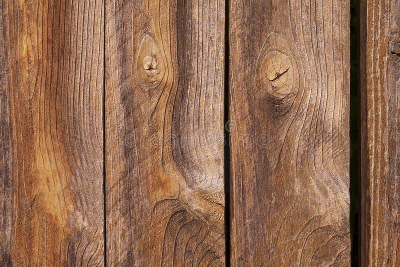 Οι παλαιές ξύλινες σανίδες κλείνουν επάνω το υπόβαθρο στοκ εικόνες