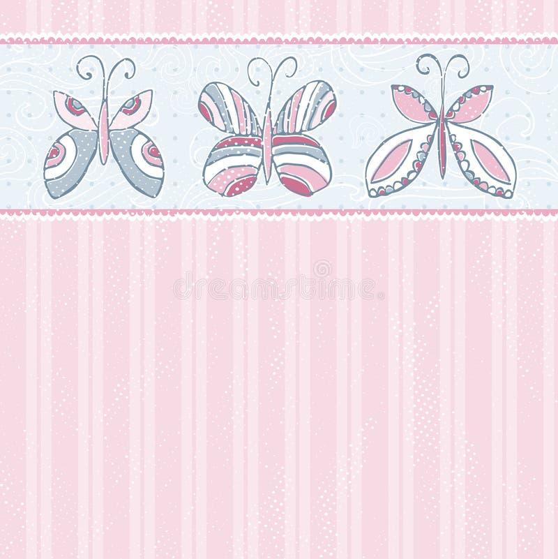 οι πεταλούδες ανασκόπη&sig ελεύθερη απεικόνιση δικαιώματος