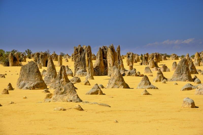 Οι πυραμίδες στοκ εικόνα με δικαίωμα ελεύθερης χρήσης
