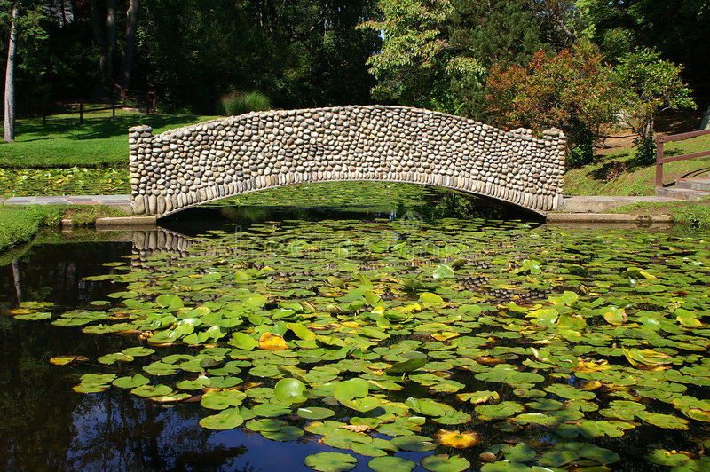οι τέχνες γεφυρώνουν τι&sigmaf στοκ φωτογραφία με δικαίωμα ελεύθερης χρήσης