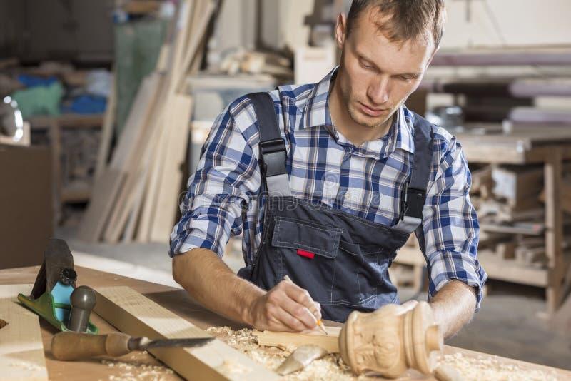 οι τραχιές στρογγυλές διαδρομές κούτσουρων εφαρμογής ξυλουργών λειτουργούν στοκ εικόνα με δικαίωμα ελεύθερης χρήσης