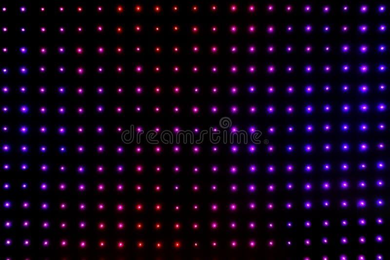 Οι φωτεινές χρωματισμένες οδηγήσεις smd καλύπτουν - κλείστε επάνω το αφηρημένο υπόβαθρο στοκ φωτογραφία με δικαίωμα ελεύθερης χρήσης