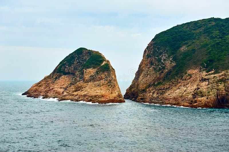 Οι Po λόφοι chau καρφιτσών στοκ εικόνα