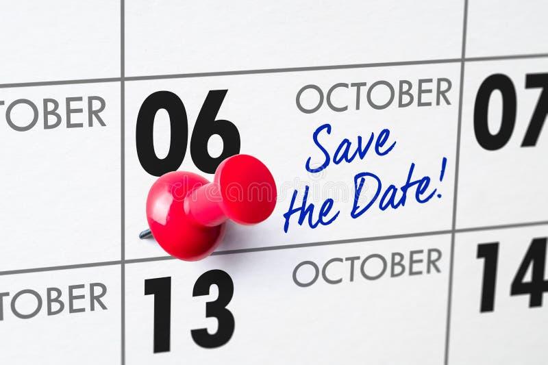 6 Οκτωβρίου στοκ φωτογραφίες