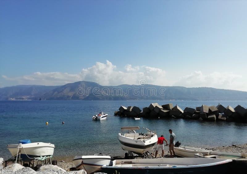 Οκτώβριος στη Σικελία στοκ εικόνα