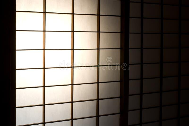 ολίσθηση εγγράφου πορτών στοκ εικόνα με δικαίωμα ελεύθερης χρήσης