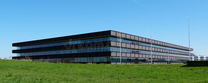 Ολλανδικές ιατροδικαστικές Intitute ή έδρα NFI στοκ φωτογραφία