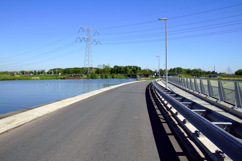 Ολλανδική πορεία ποδηλάτων στοκ εικόνες