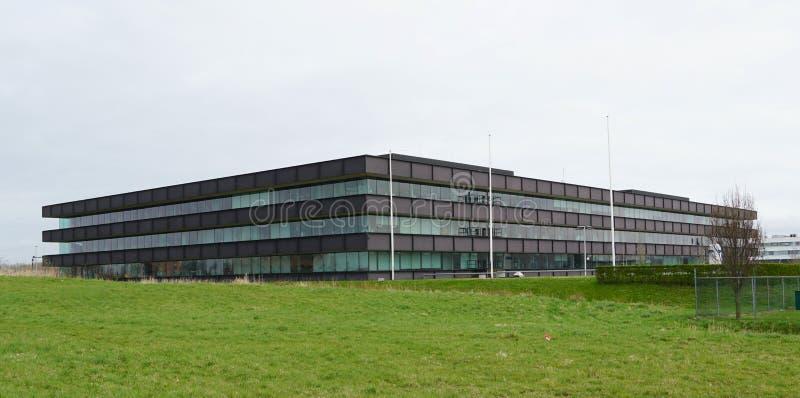 Ολλανδικό ίδρυμα ιατροδικαστικών, NFI στοκ εικόνες με δικαίωμα ελεύθερης χρήσης
