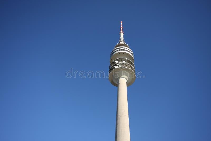 ολυμπιακός πύργος του Μόναχου στοκ φωτογραφίες