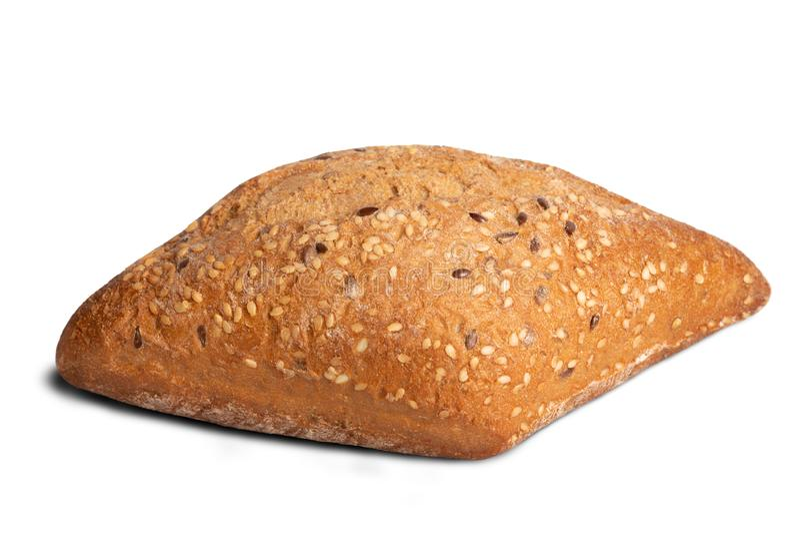 Ολόκληρο ψωμί σίτου στοκ φωτογραφία με δικαίωμα ελεύθερης χρήσης