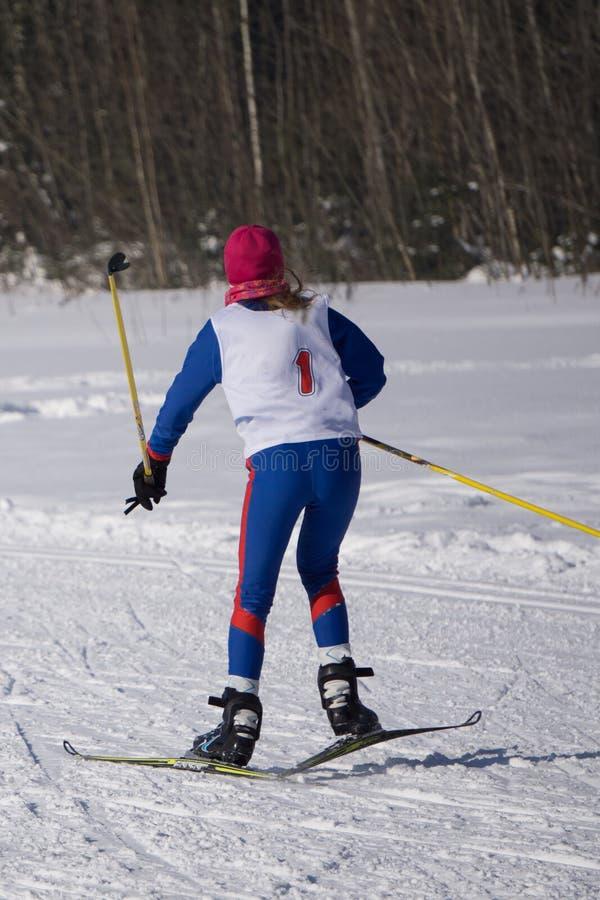 Ομάδα έννοιας φιλίας χειμερινού αθλητισμού σνόουμπορντ ανθρώπων στοκ εικόνες