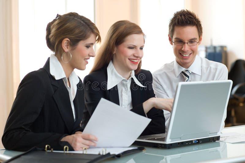 ομάδα επιτυχίας στοκ εικόνες με δικαίωμα ελεύθερης χρήσης
