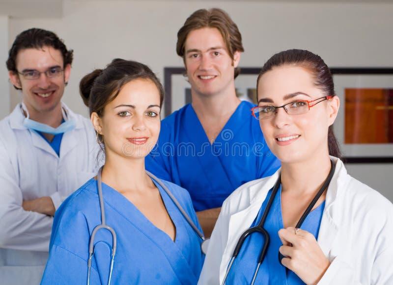 ομάδα ιατρική στοκ εικόνες