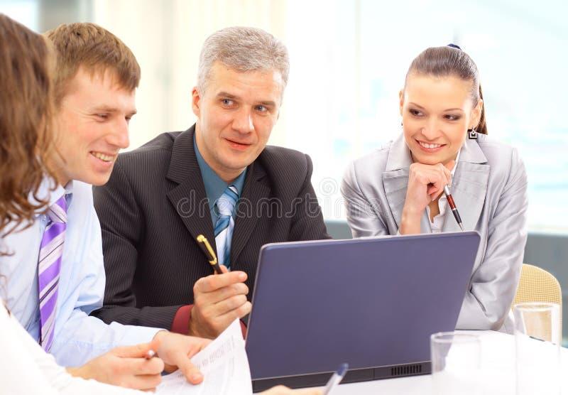 Ομάδα μικρών επιχειρήσεων στοκ φωτογραφία με δικαίωμα ελεύθερης χρήσης