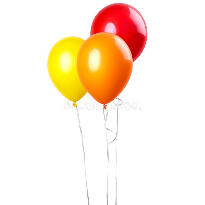 Ομάδα μπαλονιών στοκ εικόνα