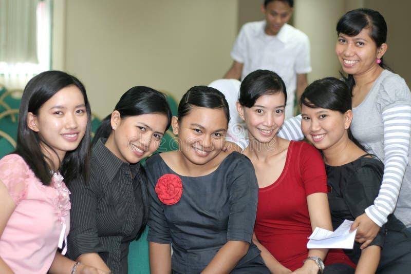 Ομάδα προσωπικού στοκ εικόνες με δικαίωμα ελεύθερης χρήσης