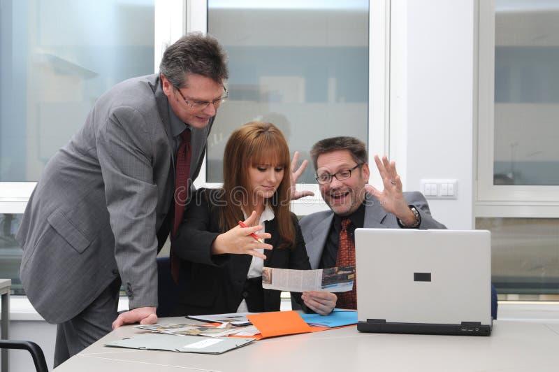 ομάδα συνεδρίασης στοκ φωτογραφία με δικαίωμα ελεύθερης χρήσης