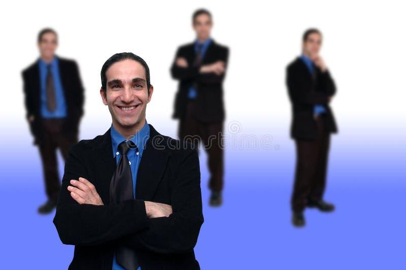ομάδα 16 επιχειρήσεων στοκ φωτογραφία