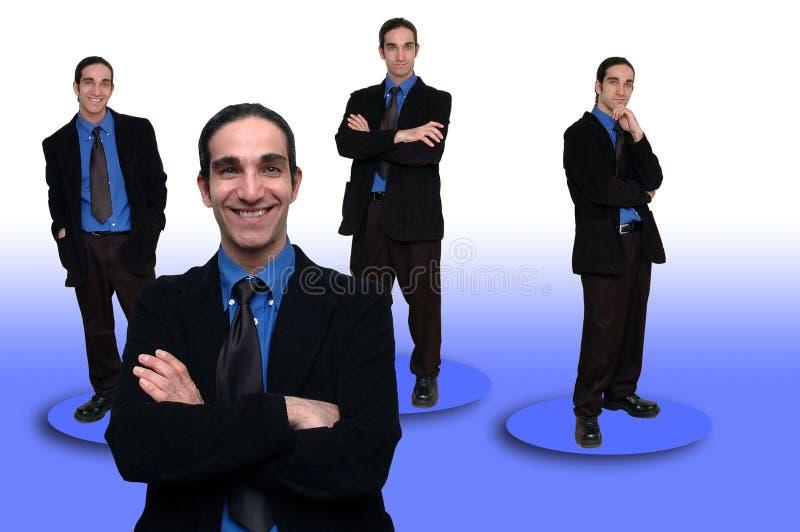 ομάδα 8 επιχειρήσεων στοκ φωτογραφία