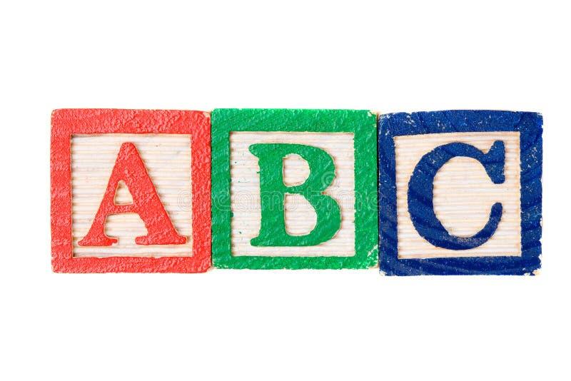 ομάδες δεδομένων αλφάβητ& στοκ εικόνα