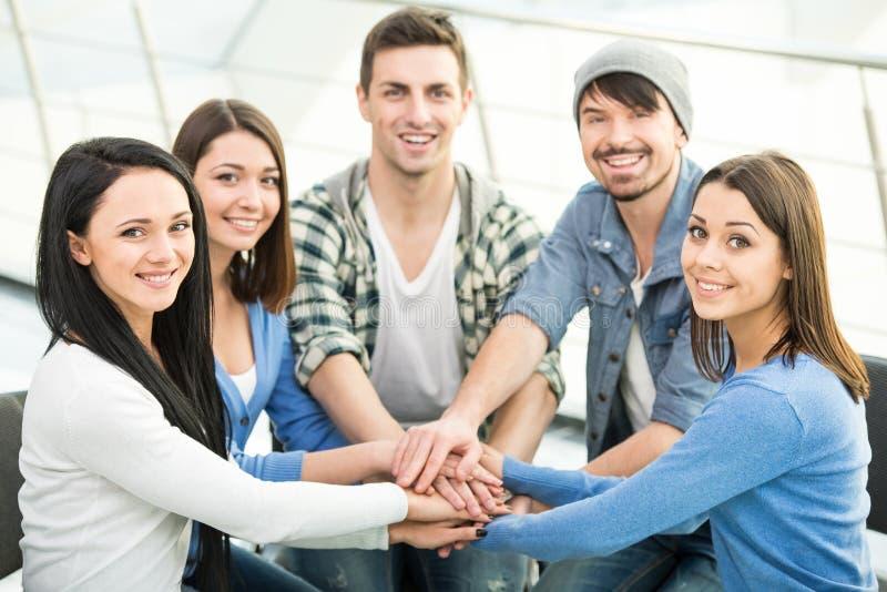 Ομάδα στήριξης στοκ εικόνες με δικαίωμα ελεύθερης χρήσης