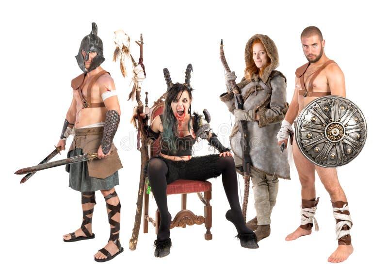 Ομάδα φαντασίας στοκ εικόνα με δικαίωμα ελεύθερης χρήσης