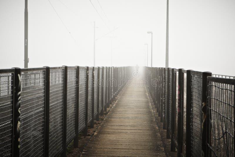 Ομίχλη μυστηρίου στοκ φωτογραφία με δικαίωμα ελεύθερης χρήσης