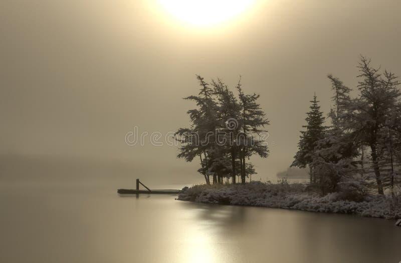 Ομίχλη και πάγος