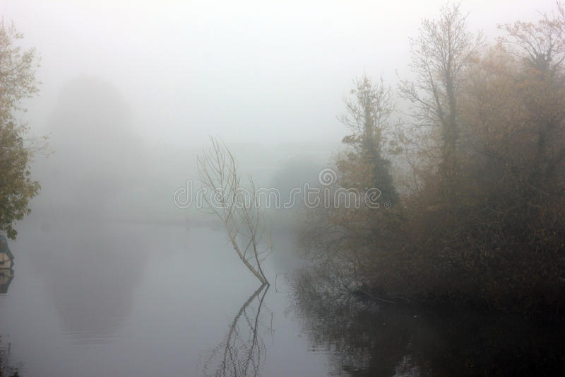 ομίχλη στοκ εικόνα