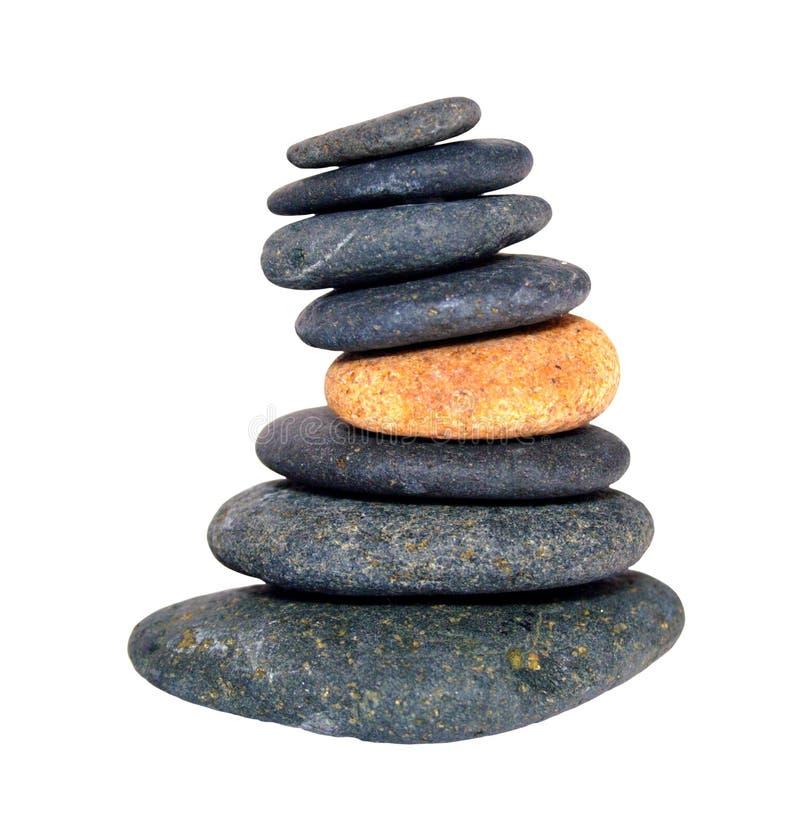 ομαλές πέτρες στοιβών στοκ εικόνες με δικαίωμα ελεύθερης χρήσης