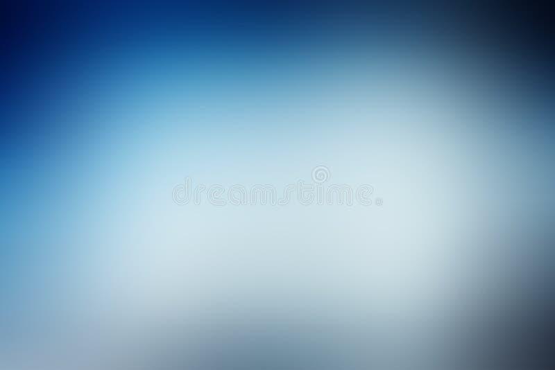 Ομαλό μπλε αφηρημένο υπόβαθρο ελεύθερη απεικόνιση δικαιώματος