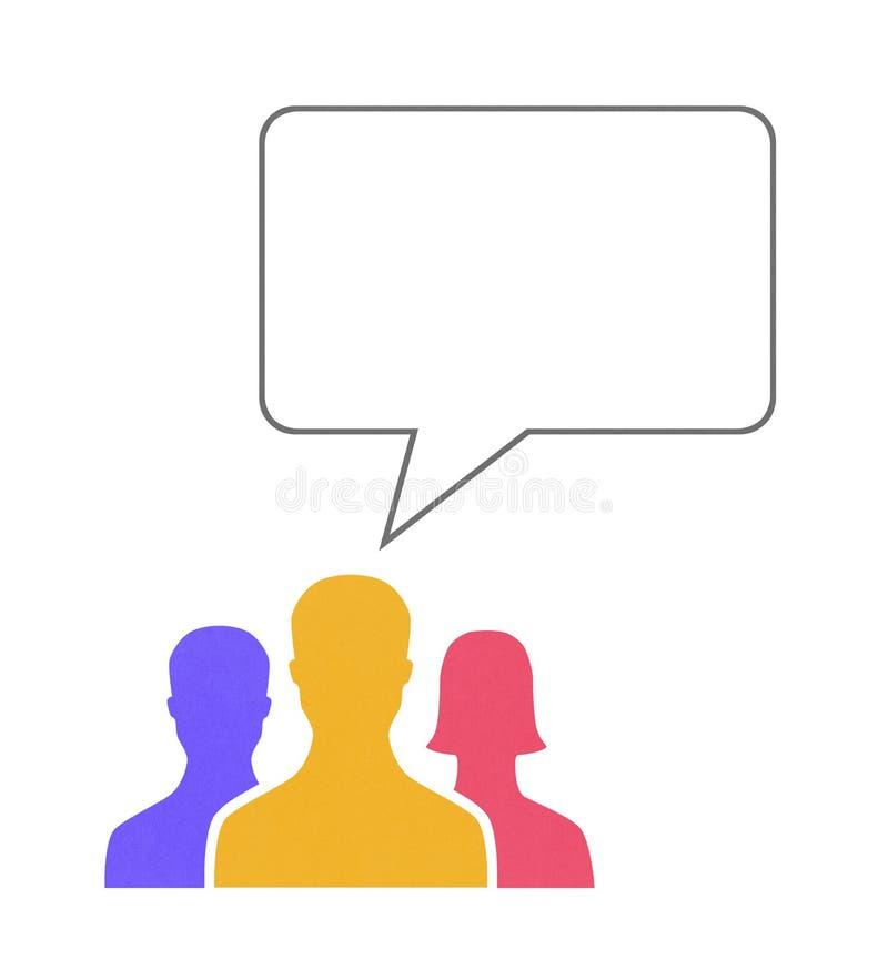 Download ομιλία έννοιας επικοινωνίας φυσαλίδων Απεικόνιση αποθεμάτων - εικονογραφία από επαφή, dialogue: 22798540