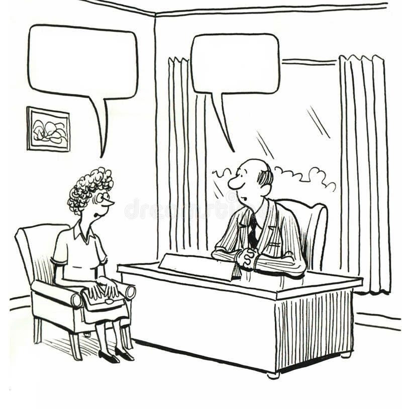 Ομιλία διανυσματική απεικόνιση
