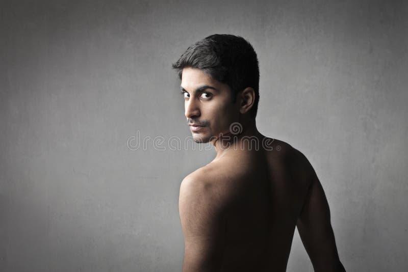 ομορφιά Ινδός στοκ φωτογραφία με δικαίωμα ελεύθερης χρήσης