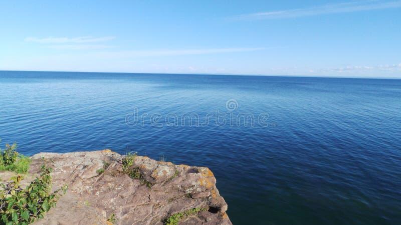 Ομορφιά του νησιού της Madeline κατά τη διάρκεια του καλοκαιριού στοκ φωτογραφία με δικαίωμα ελεύθερης χρήσης