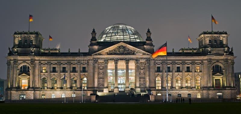 Ομοσπονδιακή Βουλή reichstag στοκ εικόνα
