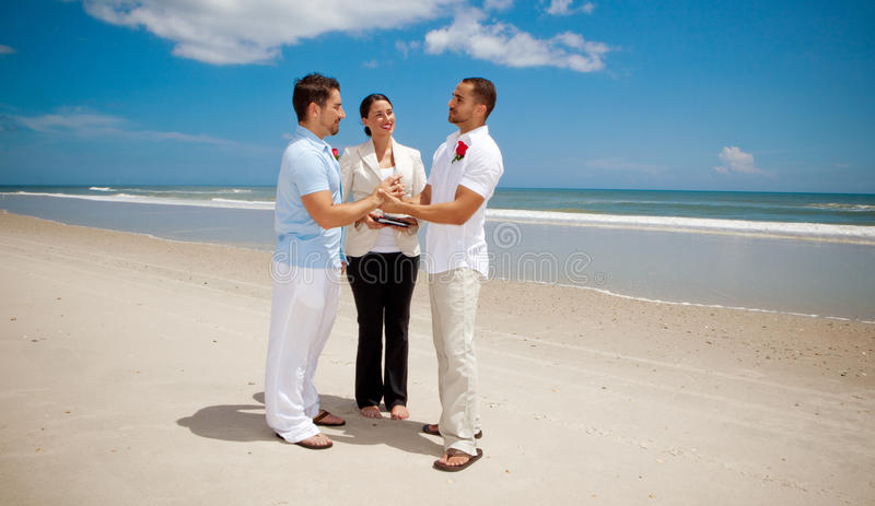 ομοφυλοφιλικός γάμος στοκ φωτογραφία με δικαίωμα ελεύθερης χρήσης