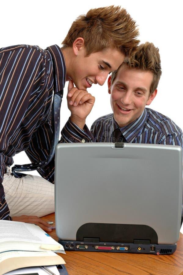 ομο εργαζόμενοι στοκ εικόνα