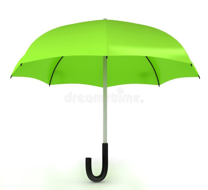 Ομπρέλα χρώματος στοκ φωτογραφία με δικαίωμα ελεύθερης χρήσης
