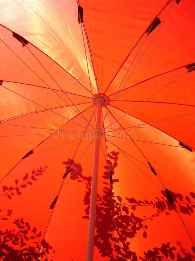 Ομπρέλα στοκ φωτογραφία με δικαίωμα ελεύθερης χρήσης