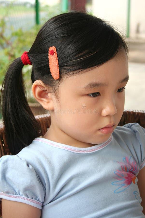 ονειρεμένος κορίτσι ημέρ&alph στοκ εικόνες με δικαίωμα ελεύθερης χρήσης