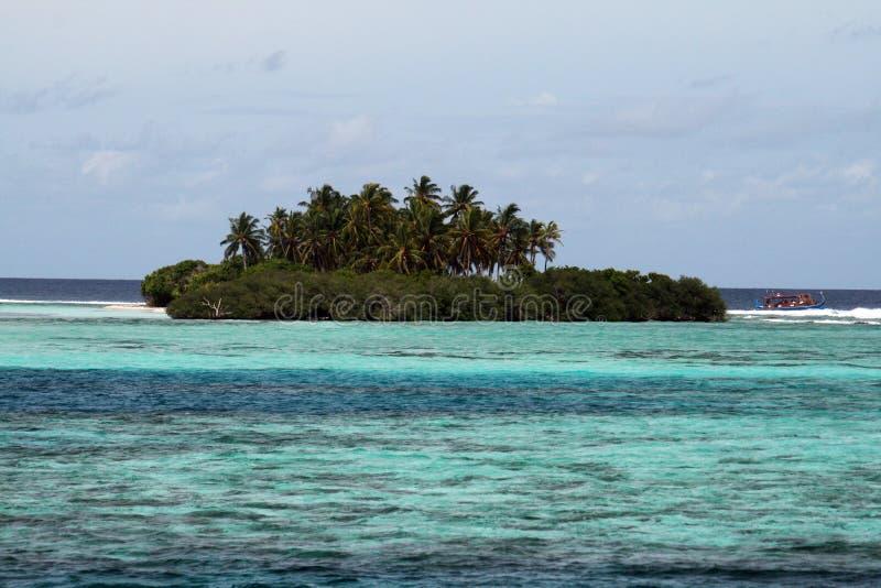 ονειρεμένος νησί στοκ εικόνα με δικαίωμα ελεύθερης χρήσης