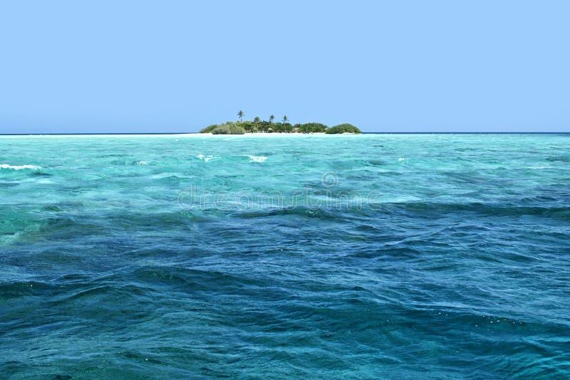 Ονειρεμένος νησί στοκ εικόνες