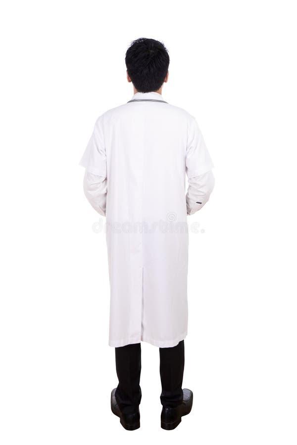 Οπισθοσκόπος του ιατρού στοκ εικόνα